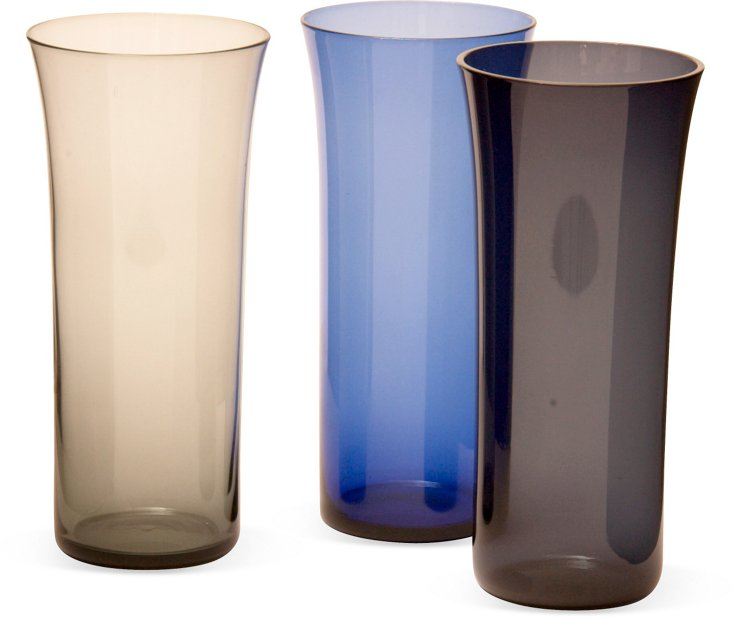 Kaj Franck Vases, Set of 3