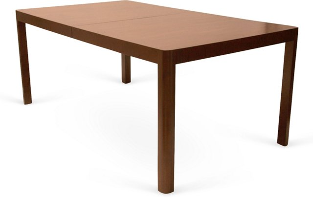 Parsons-Style Dining Table