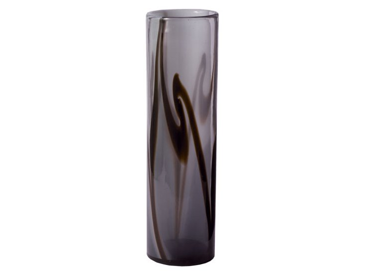 Milky Way Glass Vase