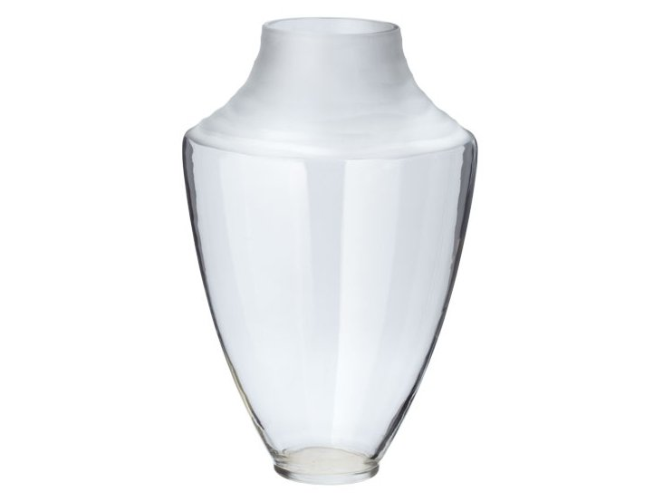 """17"""" Spin Cut Pure Vase"""