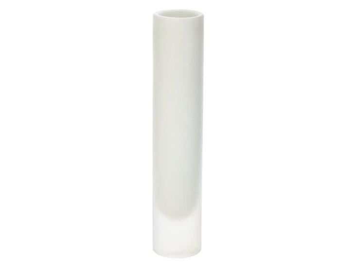 """12"""" Sanded Frost Vase"""