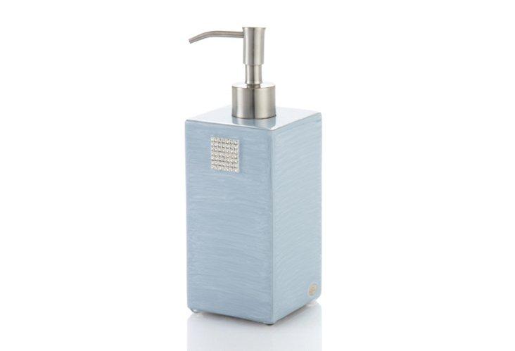 Jensen Lotion Pump, Blue
