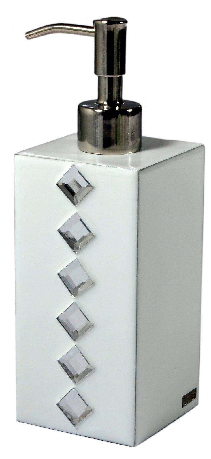 Ritz Lotion Pump, White