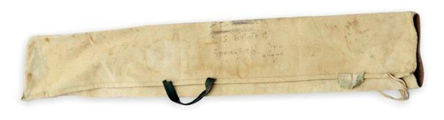 Vintage Canvas Weapon Bag