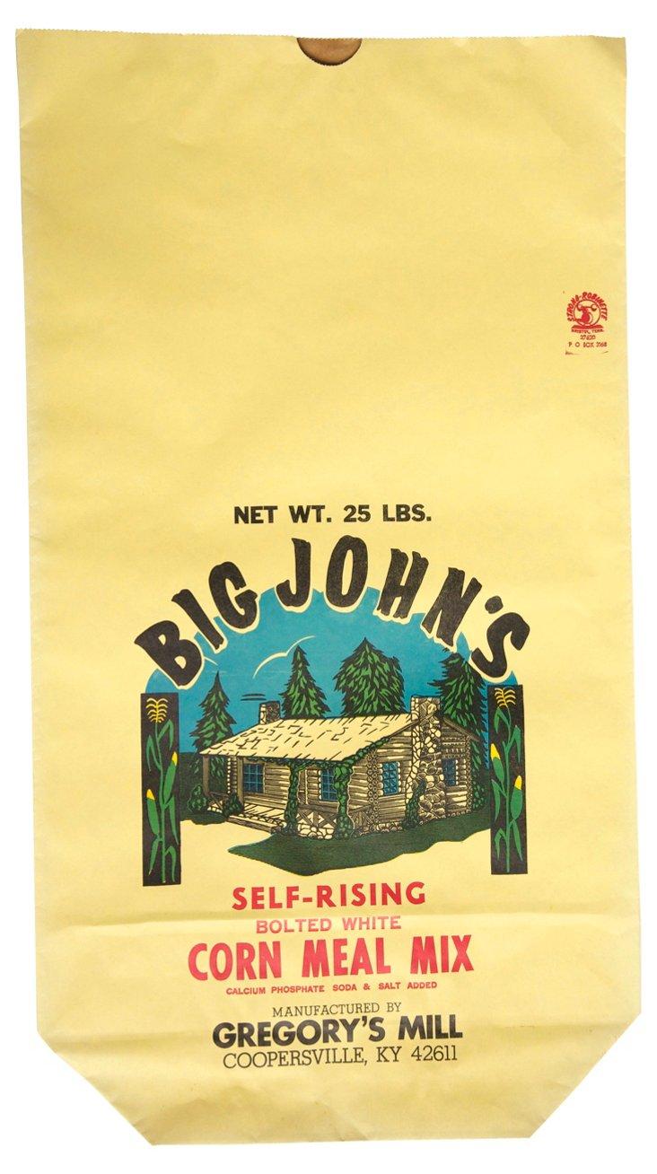Paper Big John's Feed Bag