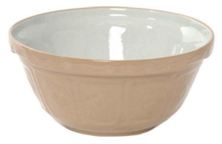 S/2 Cane Mixing Bowls, 2 Qt