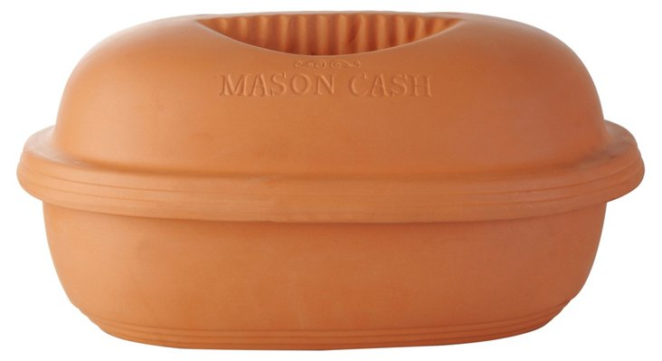Terracotta Clay Cooker, 3.2 Qt