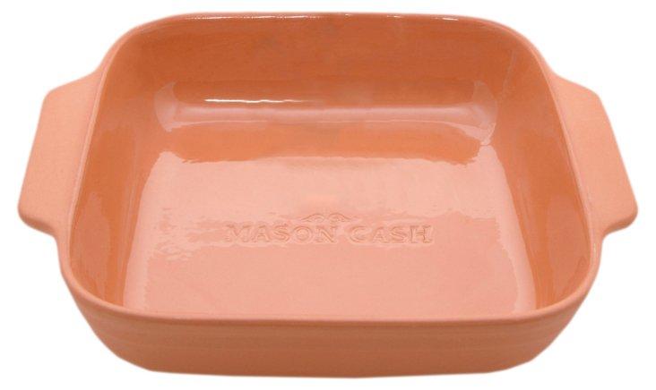 Square Terracotta Dish