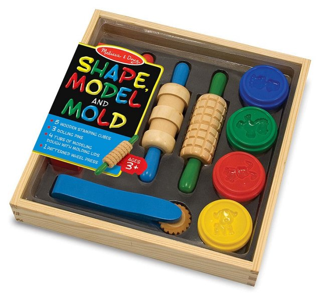 Model & Mold Dough Kit
