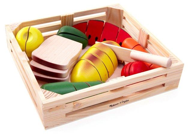 Picnic Food & Cutting Box Set