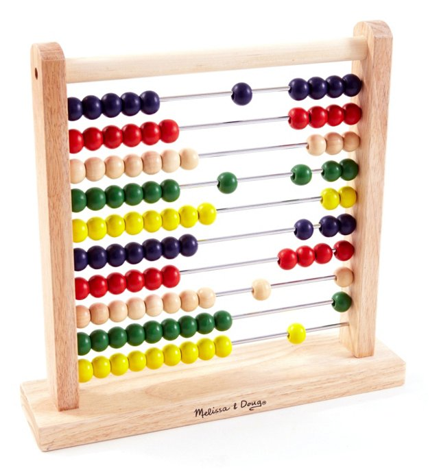 Colorful Wooden Abacus