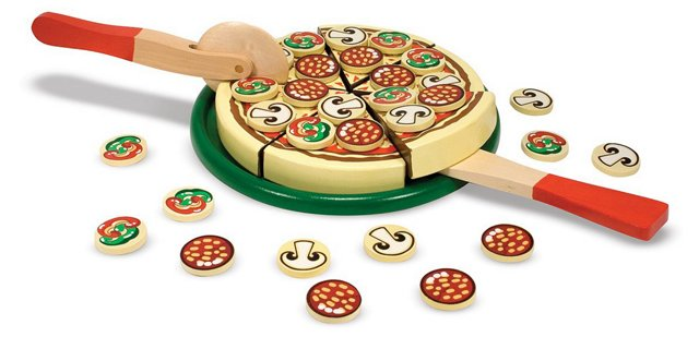 Pizza Party Play Set