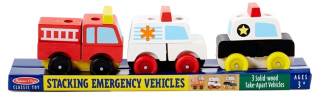 Stacking Emergency Vehicles