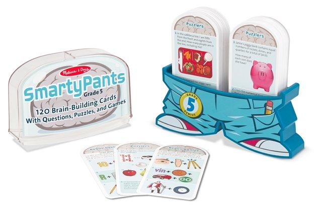 S/2 Smarty Pants - 5th Grade Card Set