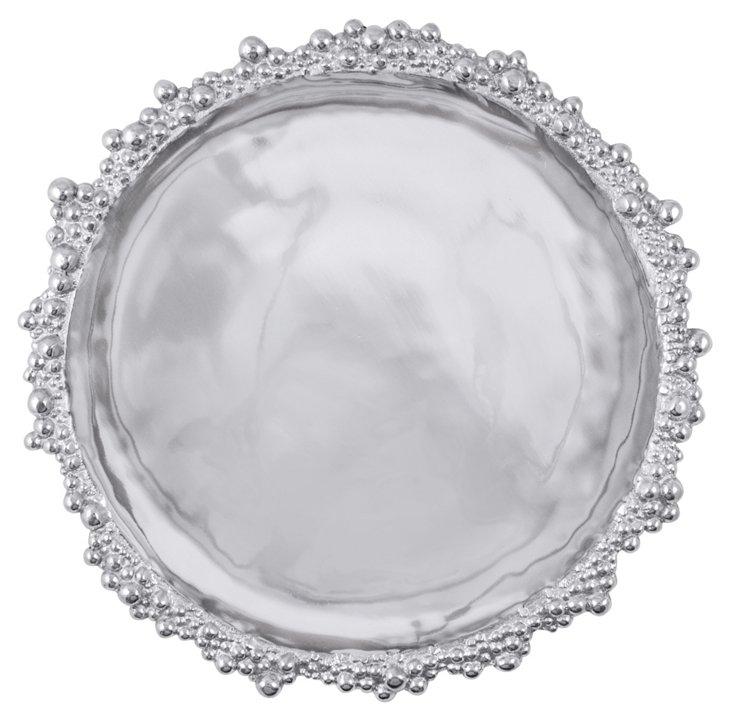 Bejeweled Round Platter