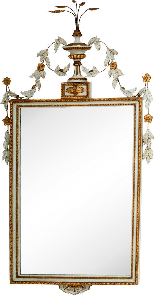 Neoclassical Giltwood Mirror II