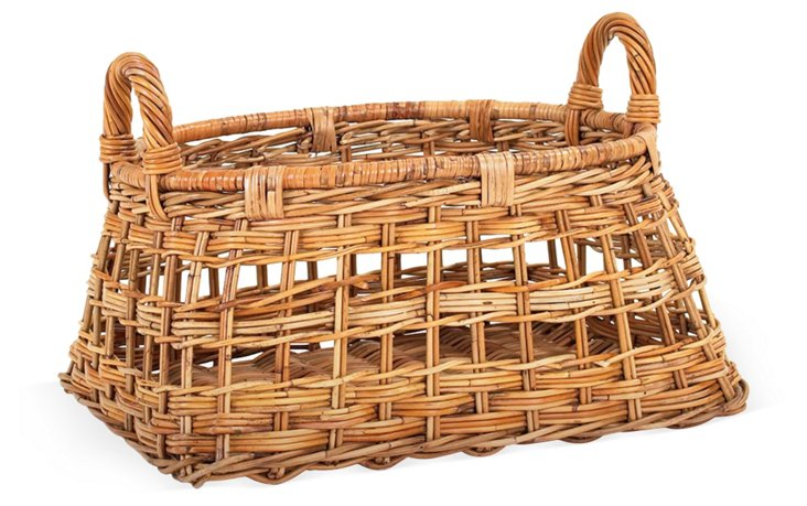 French Country Produce Basket, 22""