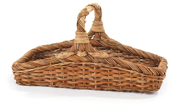 French Country Wildflower Basket, 29.5""