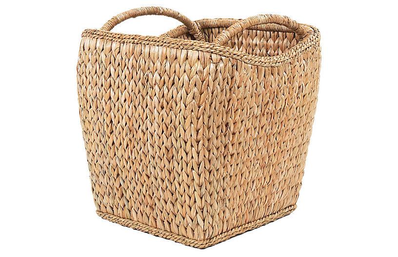 Sweater-Weave Basket, 20