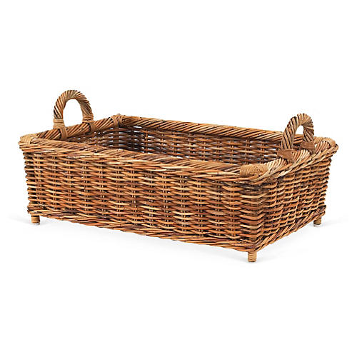 Country Loft Basket, 25""