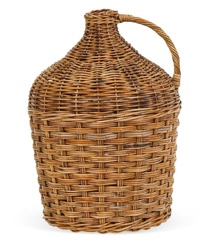 French Country Winery Basket