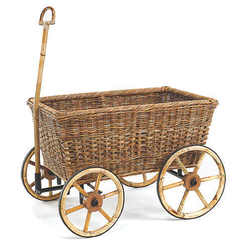 French Country Farmer's Cart