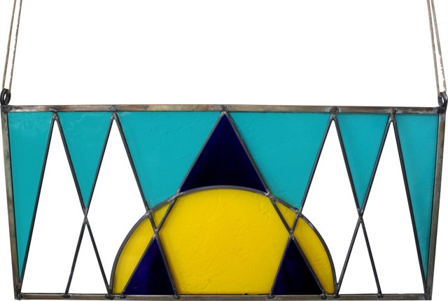 Circle / Triangle / Yellow