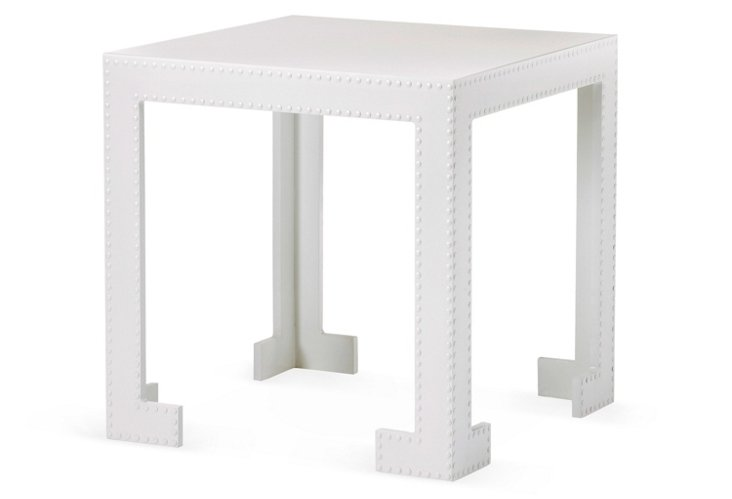 Jacques Garcia Outdoor Table, Pearl