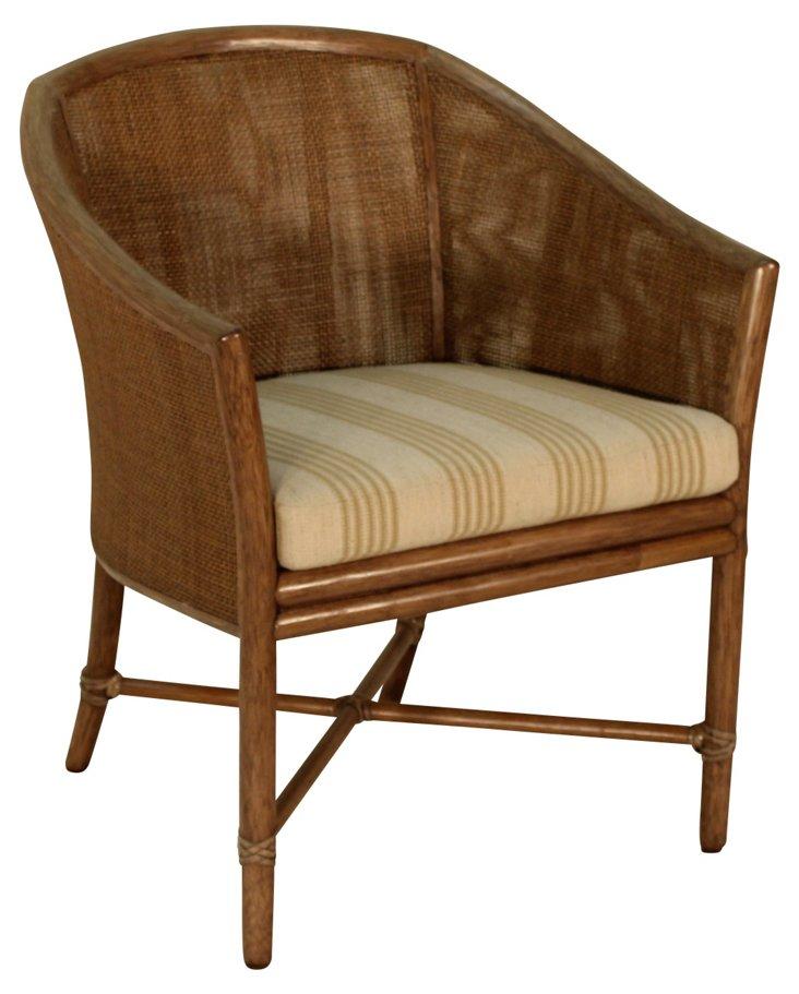 Cohen Chair, Chestnut