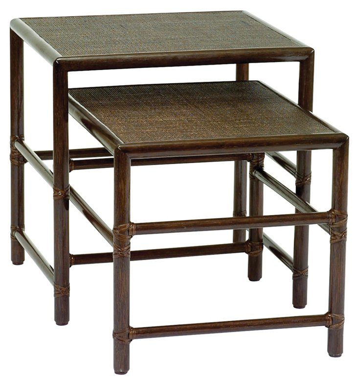 Barbara Barry Nesting Tables