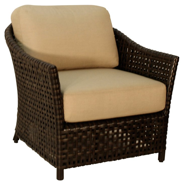Antalya Outdoor Lounge Chair