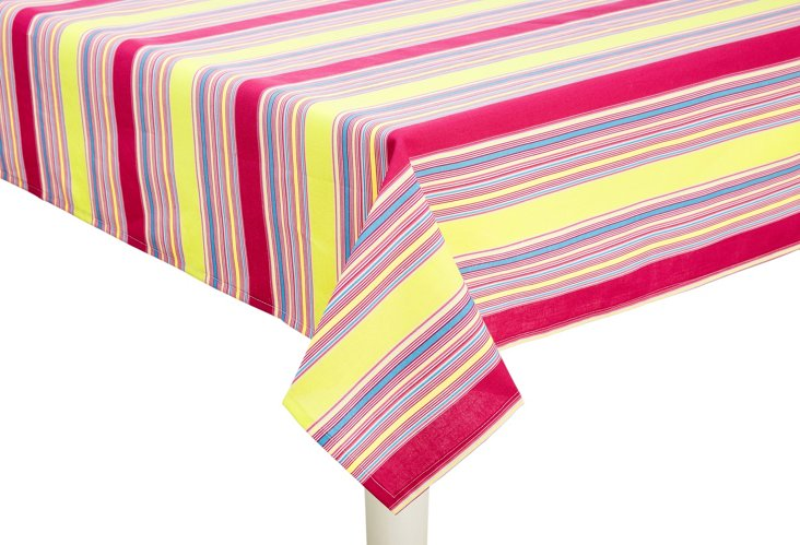 Cybele Tablecloth, Multi