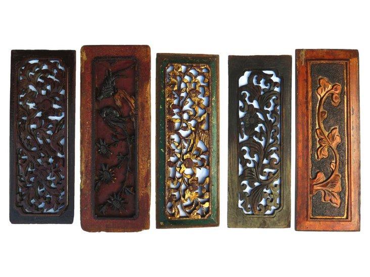 S/5 Carvings, V