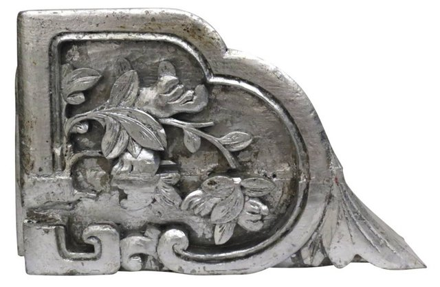 Silver Wall Carving IV