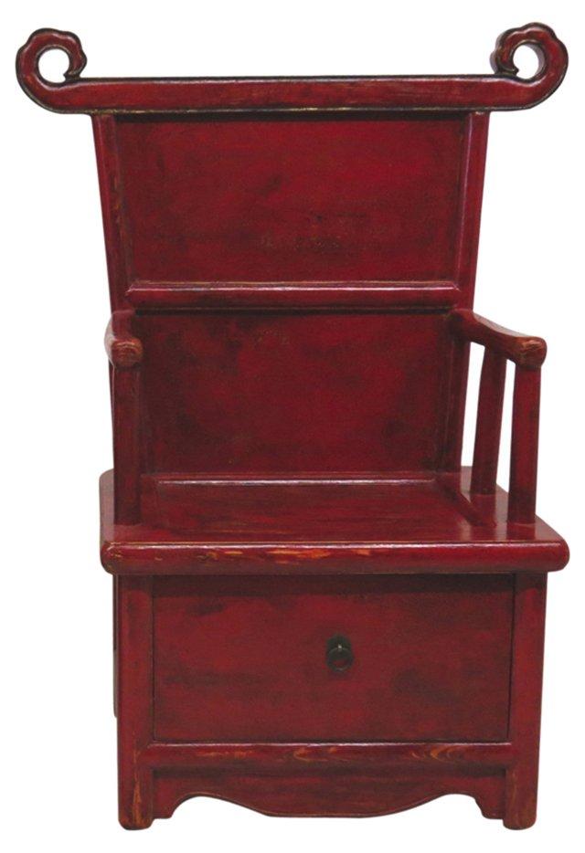 Blake Chair, Red