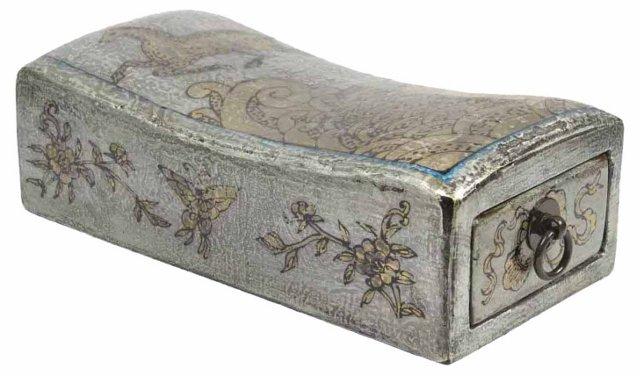 Jewelry Box, Silver