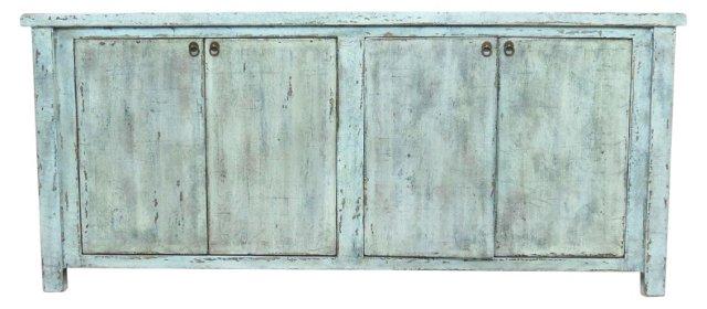 Sayer Sideboard, Light Blue