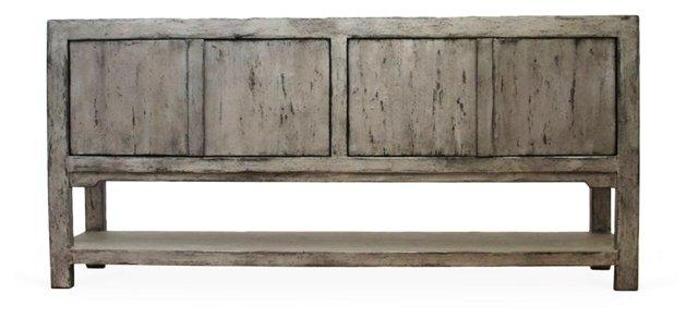 Sienna Sideboard, Silver