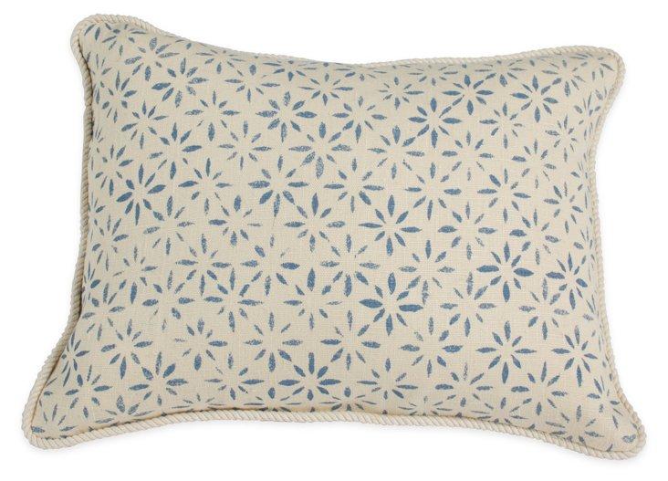 Michael Devine Petite Fleur Pillow