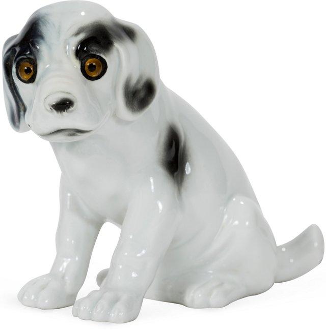 Capodimonte Dog Nightlight