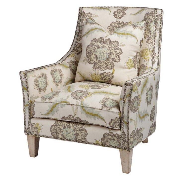 Cendes Club Chair