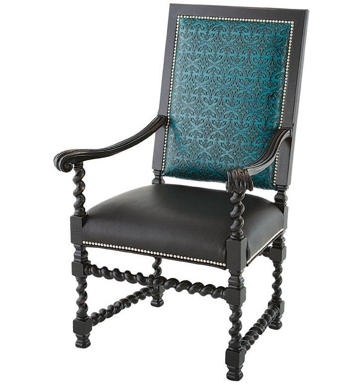 Stargo Chair, Teal