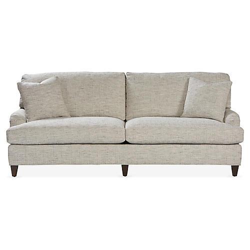 Barbey Sofa, Gray