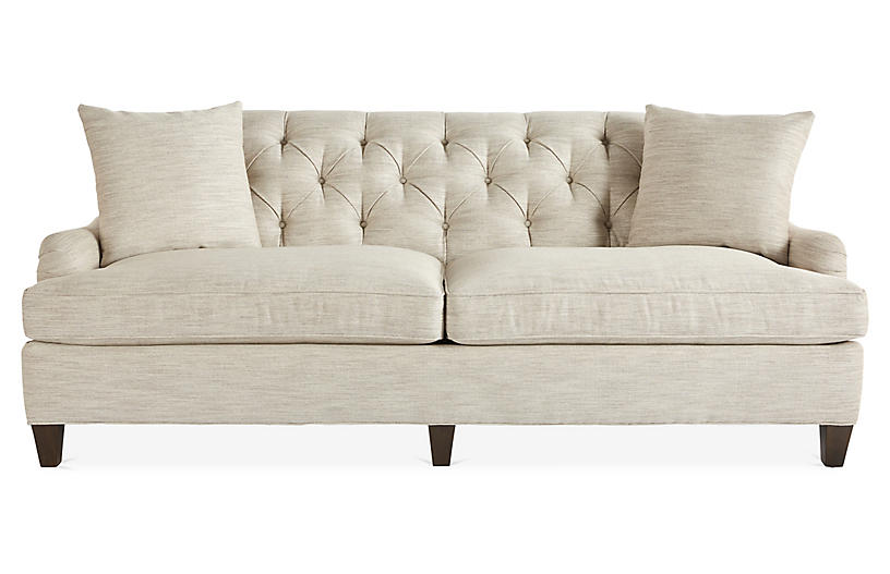 Moud Carleton Sofa Cream One