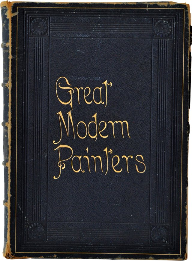 Great Modern Painters Book
