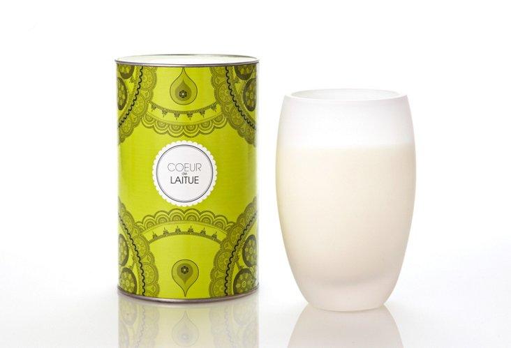 Hyacinth & Lettuce 16 oz Candle