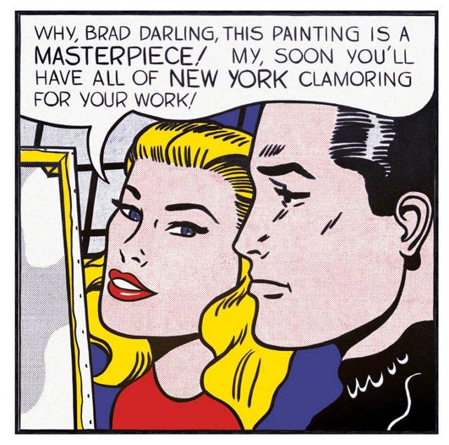 Lichtenstein, Masterpiece