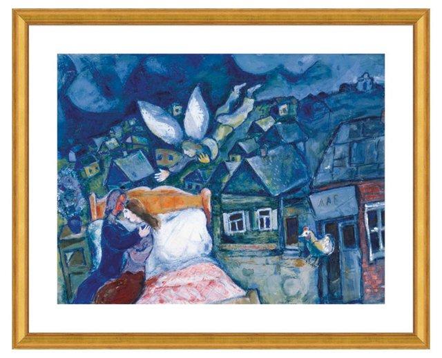 Chagall, The Dream