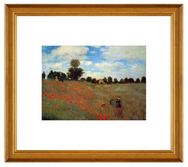 Claude Monet, Wild Poppies