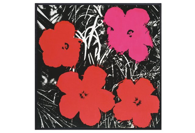 Andy Warhol, Red 1964